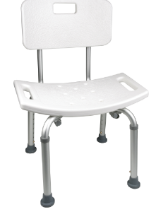 Shower Chair 18in - 21.5in