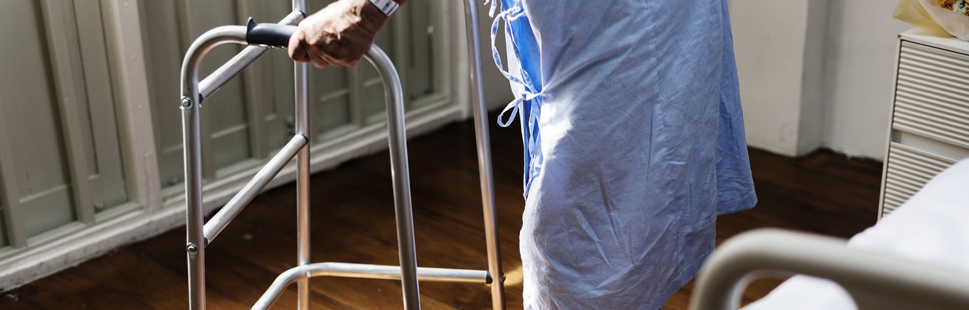 A Fractured Ankle Turned Me Into My Father